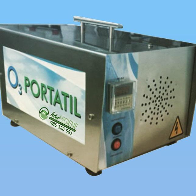 higiene ozono